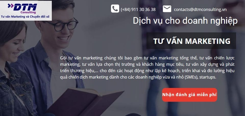 Tư vấn marketing