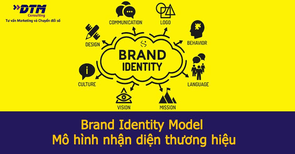 Brand Identity Model - Mô hình nhận diện thương hiệu hoạt động như thế nào