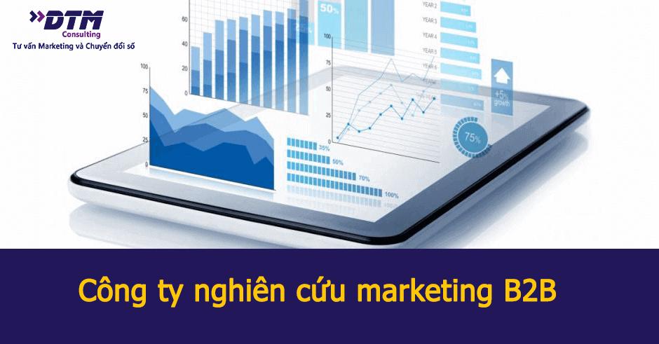 Công ty nghiên cứu marketing B2B tại Hà Nội và TP.HCM   DTM Consulting