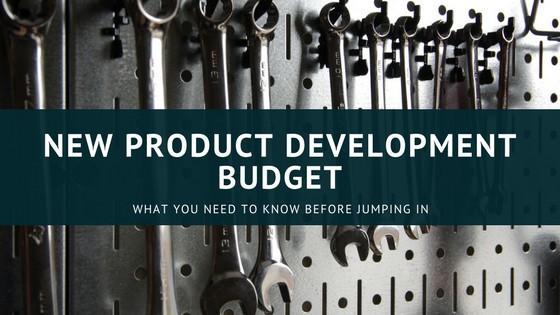 ngân sách cho phát triển sản phẩm mới