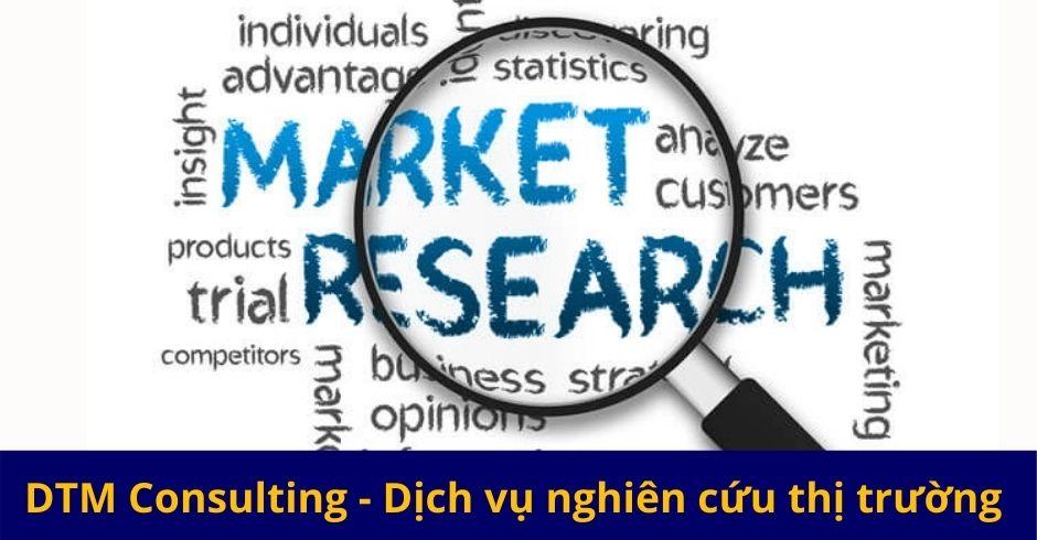 DTM Consulting - Dịch vụ nghiên cứu thị trường