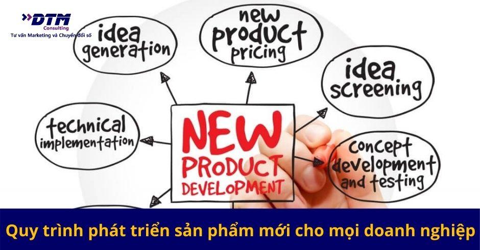 Quy trình phát triển sản phẩm mới